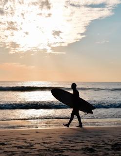 Surfeur - Santa Teresa
