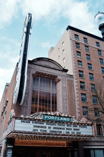 Theater - Portland