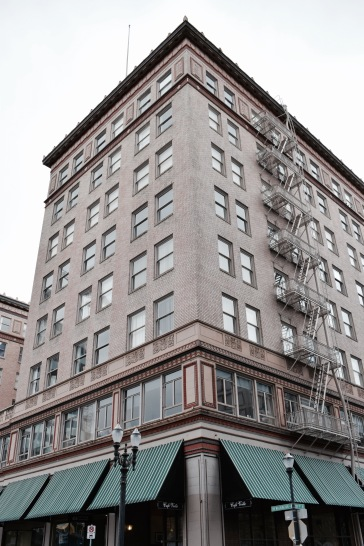 Downtown - Portland