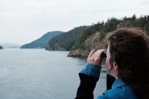Traversée en ferry - Île de Vancouver