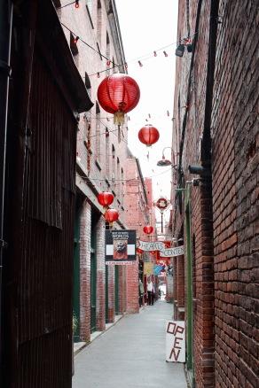 Rue Fan Tan - Victoria