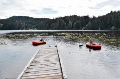 Kemp Lake - Sooke