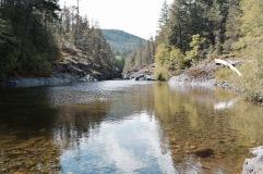 Sooke Potholes Provincial Park - Sooke